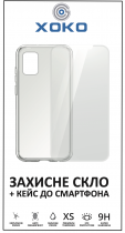 Комплект панель + стекло XOKO для Xiaomi Redmi 8A Transparent (XK-CS-ULT-XM-8a) - изображение 2