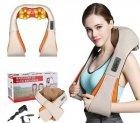 Массажер для шеи плеч и спины с ИК-прогревом Massager of Neck Kneading Classic PRO - изображение 1
