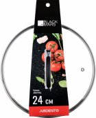 Крышка Ardesto Black Mars 24 см (AR0724SL) - изображение 2