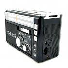Радиоприёмник GOLON RX-381UAR Black - изображение 2