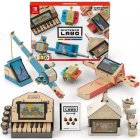 Nintendo Switch Neon Blue-Red (Upgraded version) + Nintendo Labo: Variety Kit - зображення 6