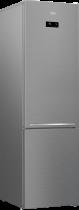Двухкамерный холодильник BEKO RCNA406E35ZXB - изображение 2