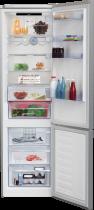 Двухкамерный холодильник BEKO RCNA406E35ZXB - изображение 4
