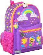 Рюкзак дитячий Yes K-16 Smile 22.5x18.5x9.5 (554756) - зображення 1