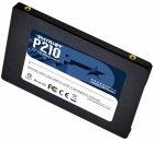"Patriot P210 128GB 2.5"" SATAIII TLC (P210S128G25) - зображення 3"