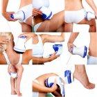 Антицелюлітний вібромасажер для тіла RELAX AND SPIN TONE, масажер для рук, спини, шиї - зображення 4