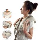 Ударный Вибромассажер для спины плеч и шеи Cervical Massage Shawls - изображение 2