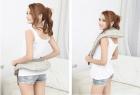 Ударный Вибромассажер для спины плеч и шеи Cervical Massage Shawls - изображение 4