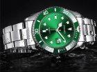 Часы Yolako Кварцевые мужские Зеленый (1007-062-02) - изображение 3
