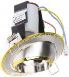 Світильник точковий Brille RO-50A SCHR/G (161241-2) 2 шт. - зображення 1