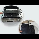 Гриль контактний електричний електрогриль притискної DSP KB-1045 1800W Black - зображення 6