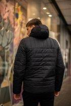 """Демісезонна Куртка Intruder """"Temp"""" чорна M - зображення 5"""