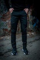 Теплые штаны карго Intruder Conqueror черные M - изображение 2