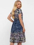 Платье VLAVI Лорен 1189240 50 Акварель Синее (11892400) - изображение 4