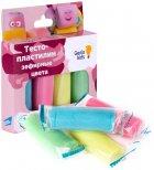 Набор Genio Kids-Art для детской лепки Тесто-пластилин 4 цвета. Зефирные цвета (TA1088) (4814723007392) - изображение 3
