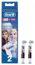 Насадки до електричної зубної щітки ORAL-B BRAUN Kids Disney Frozen 2 (4210201154730) - зображення 1