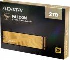 ADATA Falcon 2TB M.2 2280 PCIe Gen3x4 3D NAND TLC (AFALCON-2T-C) - зображення 6