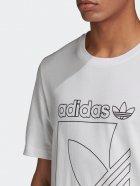 Футболка Adidas Sprt 3S Tee GD5836 S White (4061612001393) - зображення 7