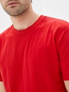 Футболка ROZA 170201 2XL Красная (4824005553417) - изображение 4