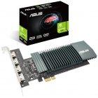 Asus PCI-Ex GeForce GT 710 2GB GDDR5 (64bit) (954/5012) (4 x HDMI) (GT710-4H-SL-2GD5) - изображение 7