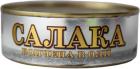 Салака копченая Рыбацкая Артель в масле 230 г (4820186880113) - изображение 1