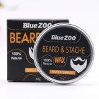 Віск для бороди і вусів Blue ZOO Beard&Stache Wax Sweet orange 30 г Апельсин - зображення 1