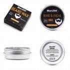 Віск для бороди і вусів Blue ZOO Beard&Stache Wax Sweet orange 30 г Апельсин - зображення 3