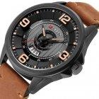 Наручные часы AlexMosh мужские Curren Black-Brown (1014) - изображение 1