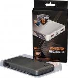 УМБ Frime 10000 mAh QC3.0 Silver Grey (FPB1033QCD.SG) - изображение 5