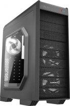 Корпус GameMax Luxury G501X Black - зображення 2
