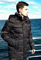 Зимняя куртка мужская Freever GF 1816 черная 2XL - изображение 1