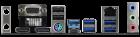 Материнская плата ASRock A520M Pro4 (sAM4, AMD A520, PCI-Ex16) - изображение 4