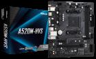 Материнська плата ASRock A520M-HVS (sAM4, AMD A520, PCI-Ex16) - зображення 5