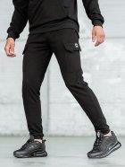 Спортивні Карго штани BEZET black 2.0'20 - S - зображення 1
