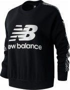 Свитшот New Balance Nb Athletics Animal Print WT03548BK M Черный (194389400657) - изображение 5