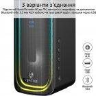 Акустична система Vertux SonicThunder-80 Вт 2.1 LED Black (sonicthunder-80.eu) - зображення 4