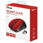 Мишка Trust Mydo Silent wireless mouse red (21871) - зображення 5