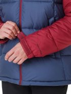 Куртка Columbia Pike Lake Hooded Jacket O0020479 XL Сине-бордовая (0192660114477) - изображение 5