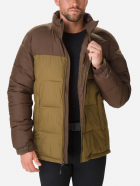 Куртка Columbia Pike Lake Jacket O0019334 S Зелено-черная (0192290905087) - изображение 4