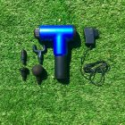 Портативный ручной вибромассажер для мышц Fascial Gun HF-280 - изображение 3