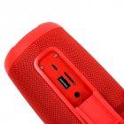 Портативна бездротова колонка Booms Bass L12 Red Блютуз 5.0 - зображення 3