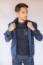 Куртка джинсовая мужская Mustang Индиго M (1007183) - изображение 1