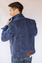 Куртка джинсовая мужская Mustang Индиго M (1007183) - изображение 2