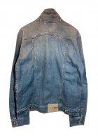 Куртка джинсовая мужская Mustang Светло антрацит M (1006710) - изображение 2