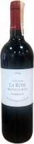 Вино Chateau La Rose Montauran 2014 красное сухое 0.75 л 13% (3303292408118) - изображение 1