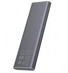 Зовнішній накопичувач SSD Type-C HOCO UD7 256GB Grey - зображення 2
