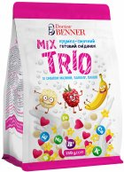 Упаковка готовых завтраков Doctor Benner Трио микс 150 г х 4 шт (4820132581248) - изображение 2