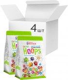Упаковка готовых завтраков Doctor Benner Колор Хупс 150 г х 4 шт (20132581569) - изображение 1
