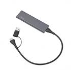 Внешний накопитель 512GB SSD Type-C HOCO UD7 серый - изображение 2