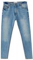 Джинсы Pull & Bear 9687-573-445 40 Голубые джинс (09687573445400) - изображение 2